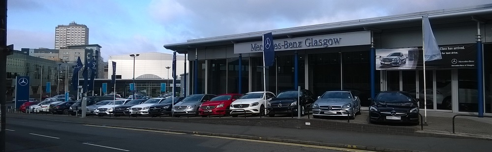 Welcome to Mercedes-Benz of Glasgow